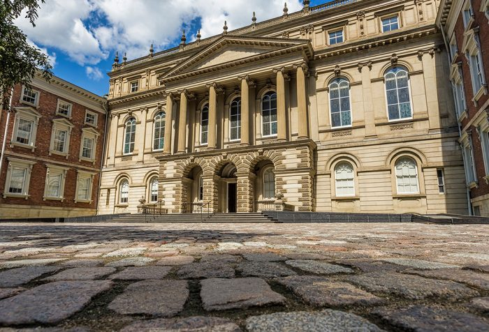 Close to Osgoode Hall