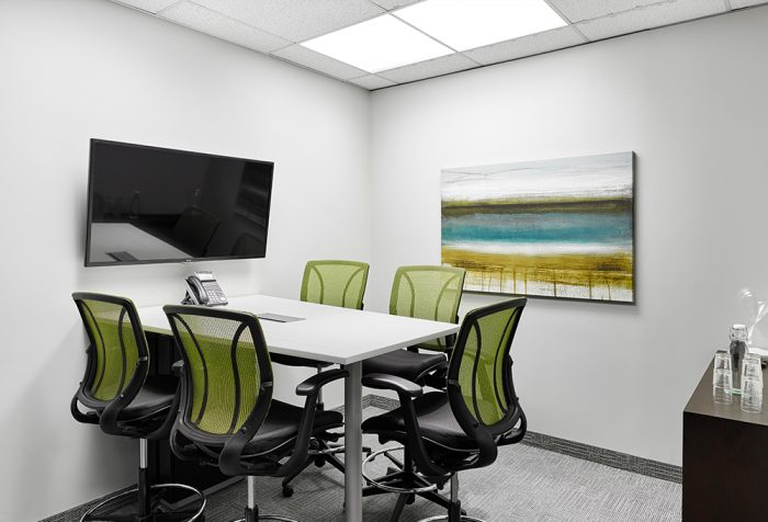 Meeting rooms for rent in Toronto at The Professional Centre