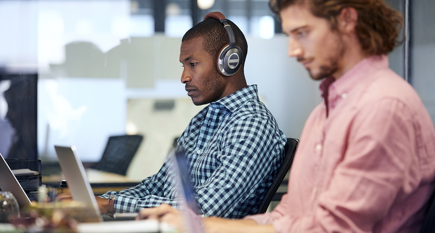 Are Headphones Bad For Shared Office Spaces Toronto Coworking Tips The Professional Centre
